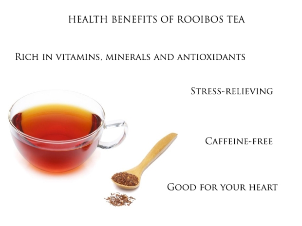rooibos health benefits