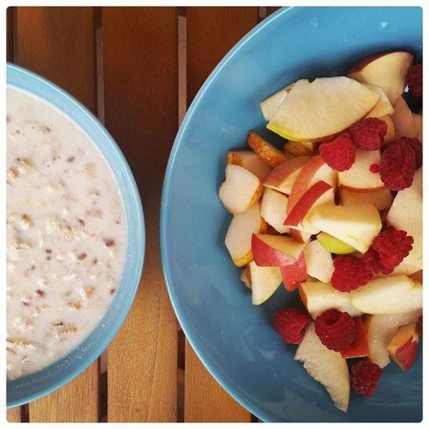 Activated porridge
